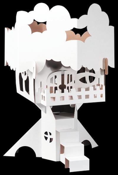 Casa na Árvore - Cartão