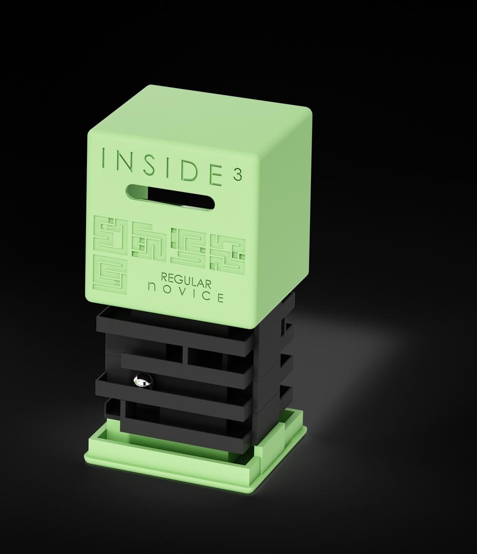Cube Regular NoVice