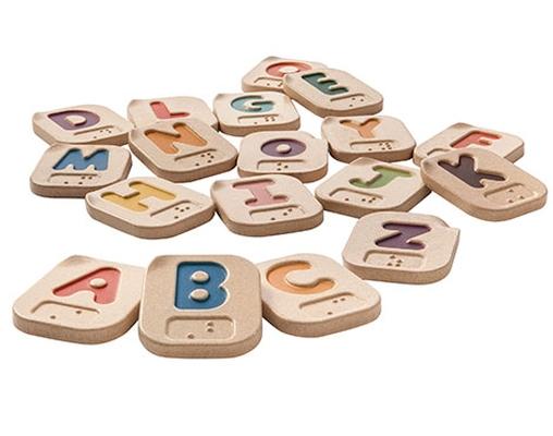 Alfabeto em Braille
