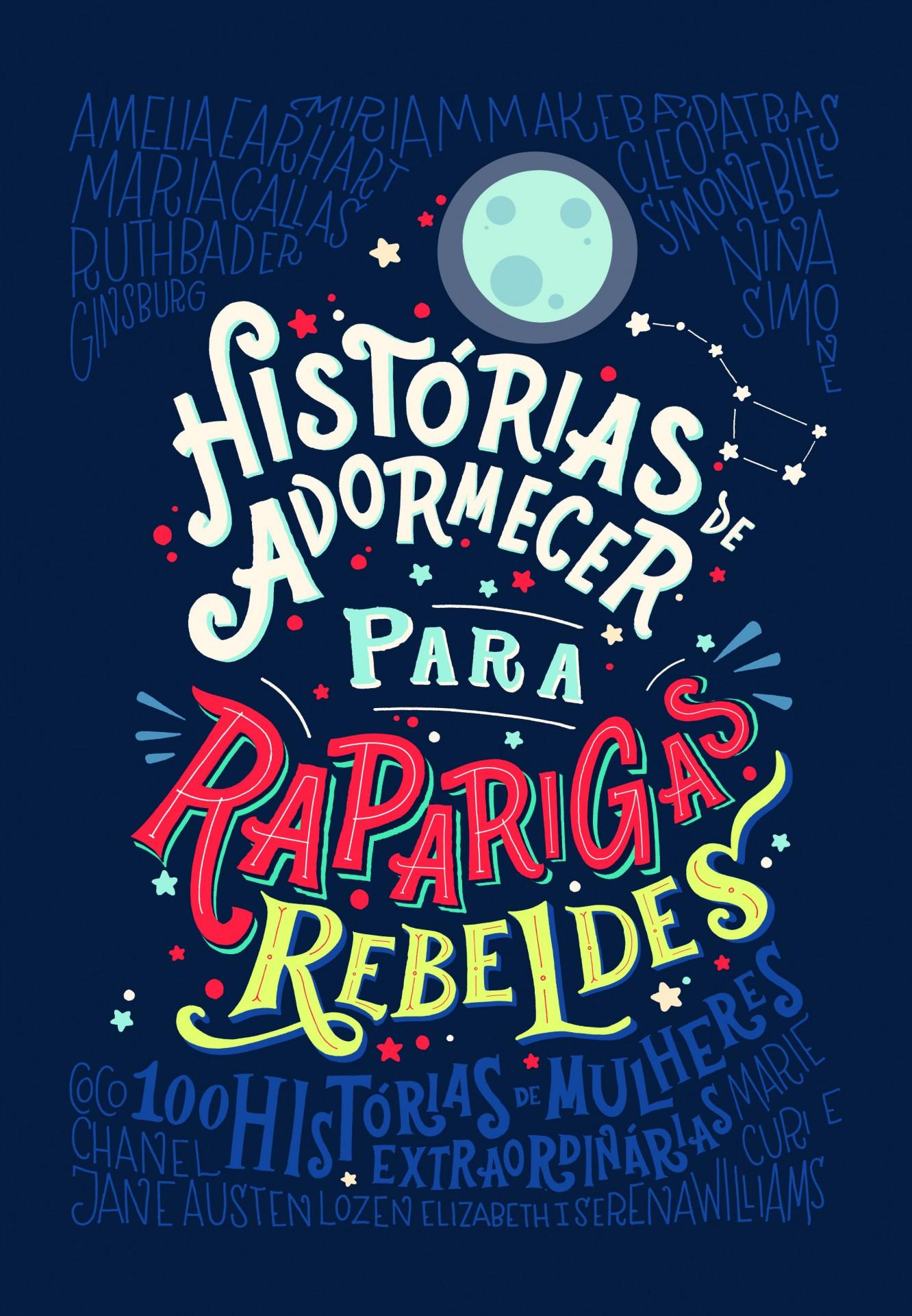Histórias de adormecer para raparigas rebeldes
