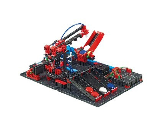 Robótica e Electro-pneumática