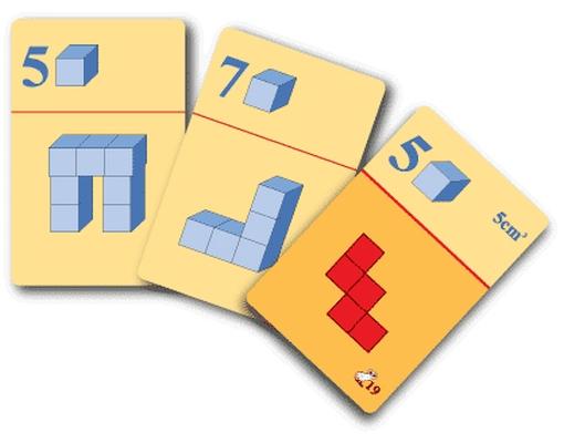 Jogo Matemático Cubos