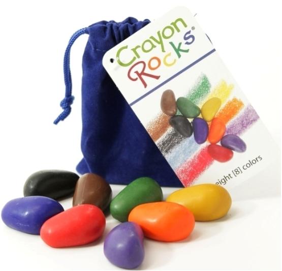 Crayon Rocks - Veludo Azul