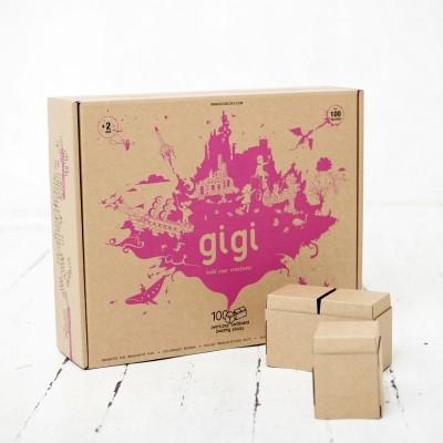 Blocos Gigi - Cartão
