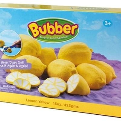 Caixa Bubber Amarelo