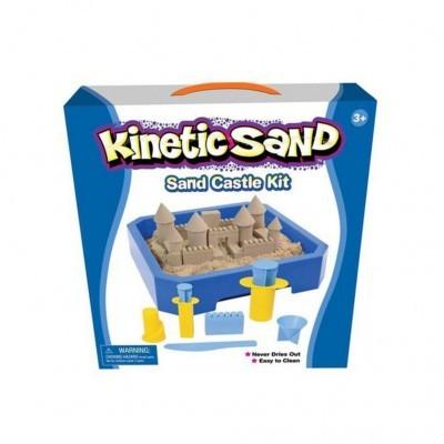 Areia Cinética - Kit de Castelos