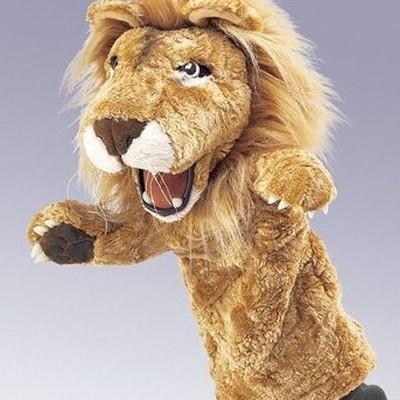 Leão de Palco de Fantoches