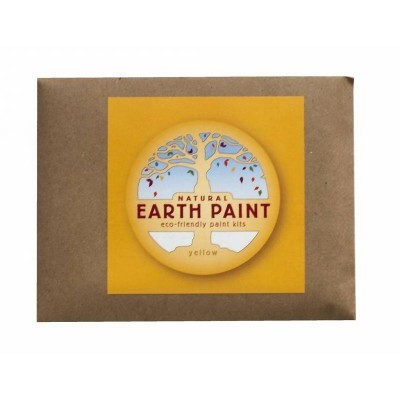 Natural Earth Paint Yellow