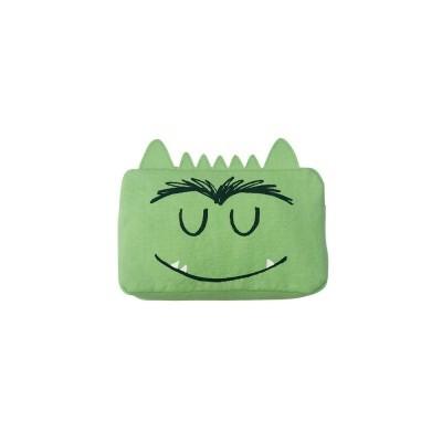 Estojo Monstro das Cores Verde
