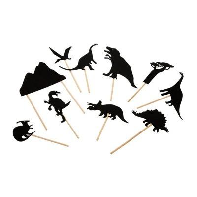 Dinossauros Sombras