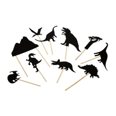 Shadow Dinosaurs