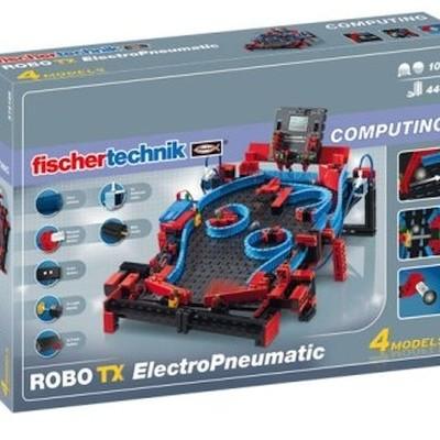 ROBO TX Eletropneumático