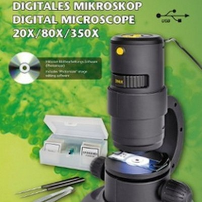 National Geographic Digital Microscope