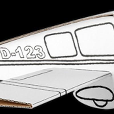 EasyFun Avião - Cartão