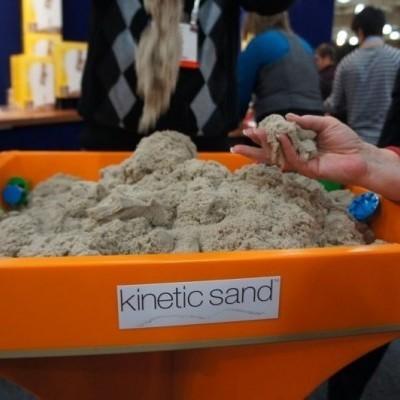 Areia Cinética (2,5 Kg)