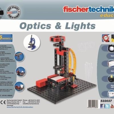 Optics and Light