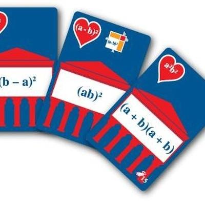 Operações com Polinómios - Jogos Matemáticos