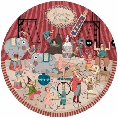 Puzzle Original do Circo