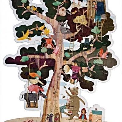 Puzzle Árvore