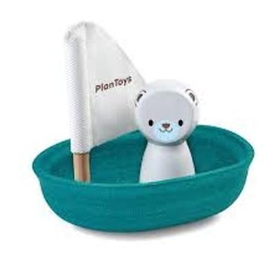 Barco á vela Urso