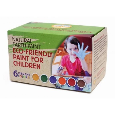 Natural Earth Paint 6 Colors