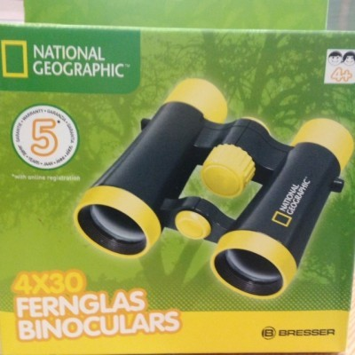Binoculars 4 x30 National Geographic