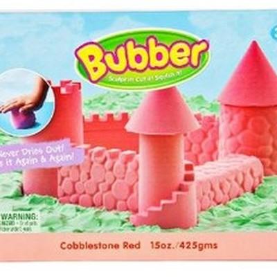 Caixa Bubber Vermelho