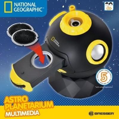 Astro planetarium