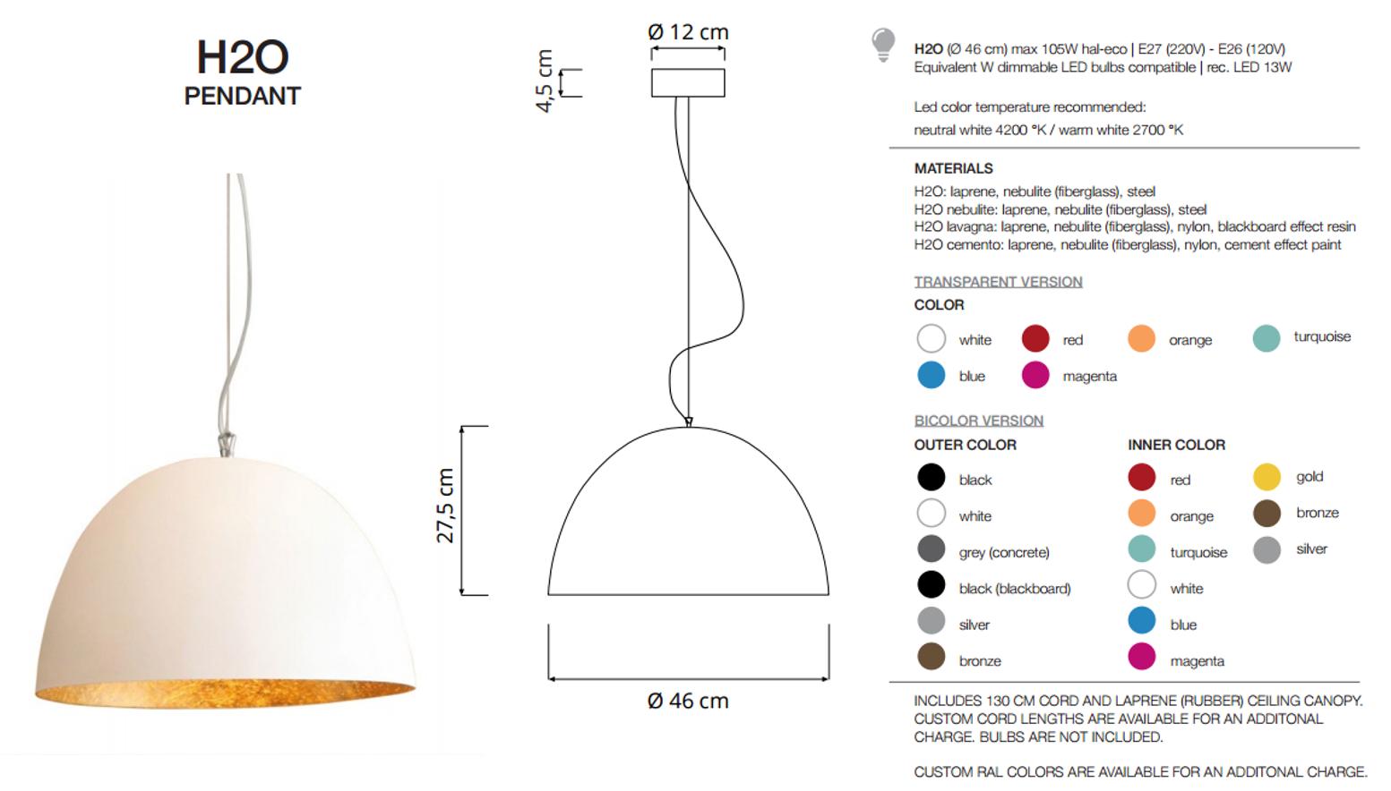 Candeeiro suspenso h2o nebulite luxe design iluminao h2o nebulite h2o nebulite ccuart Images