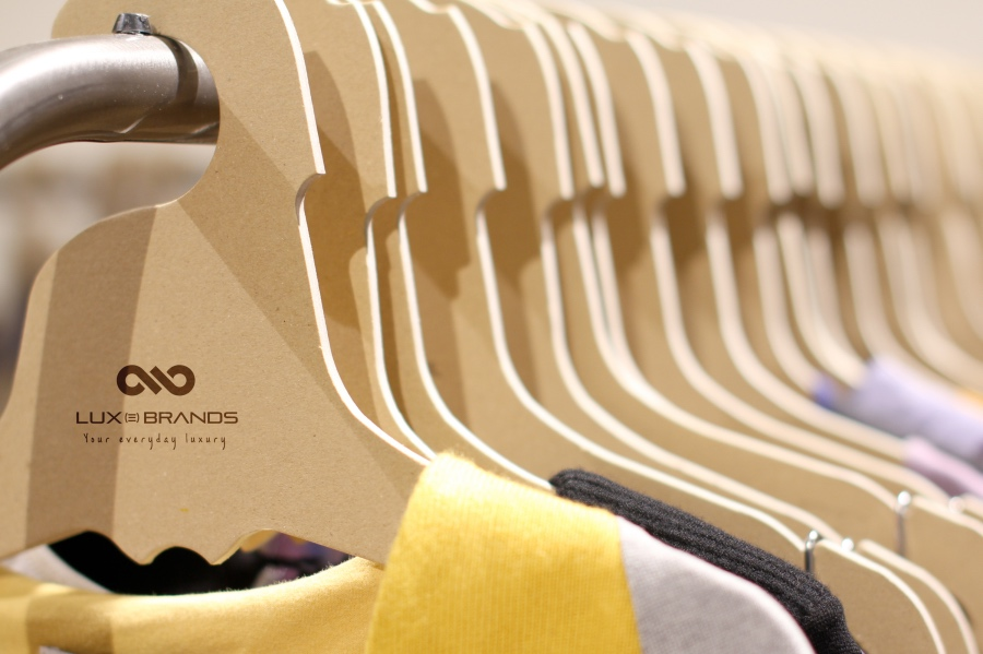 Nova marca: LUXE Brands