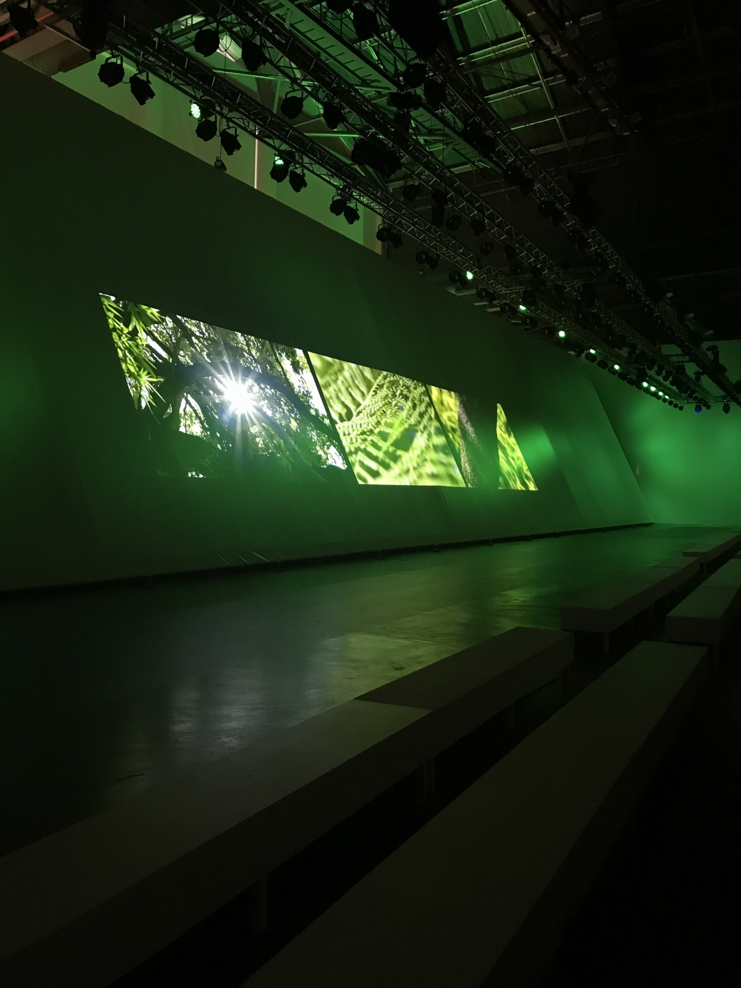 Nuno Gama - Moda Lisboa Luz 2017