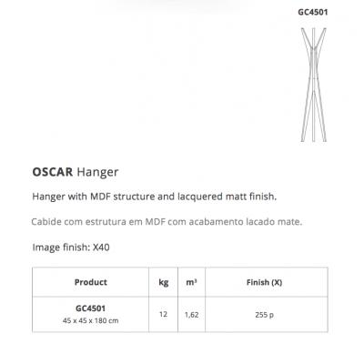 Oscar hanger