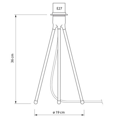 EOS TRIPOD TABLE