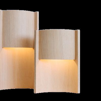 BOWED LAMP