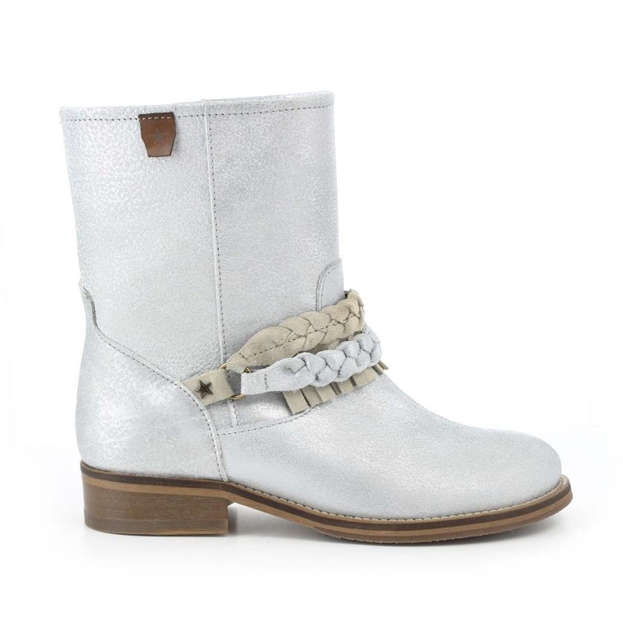 BOTA CUBANAS MUFFIN910 WHITE+BONE