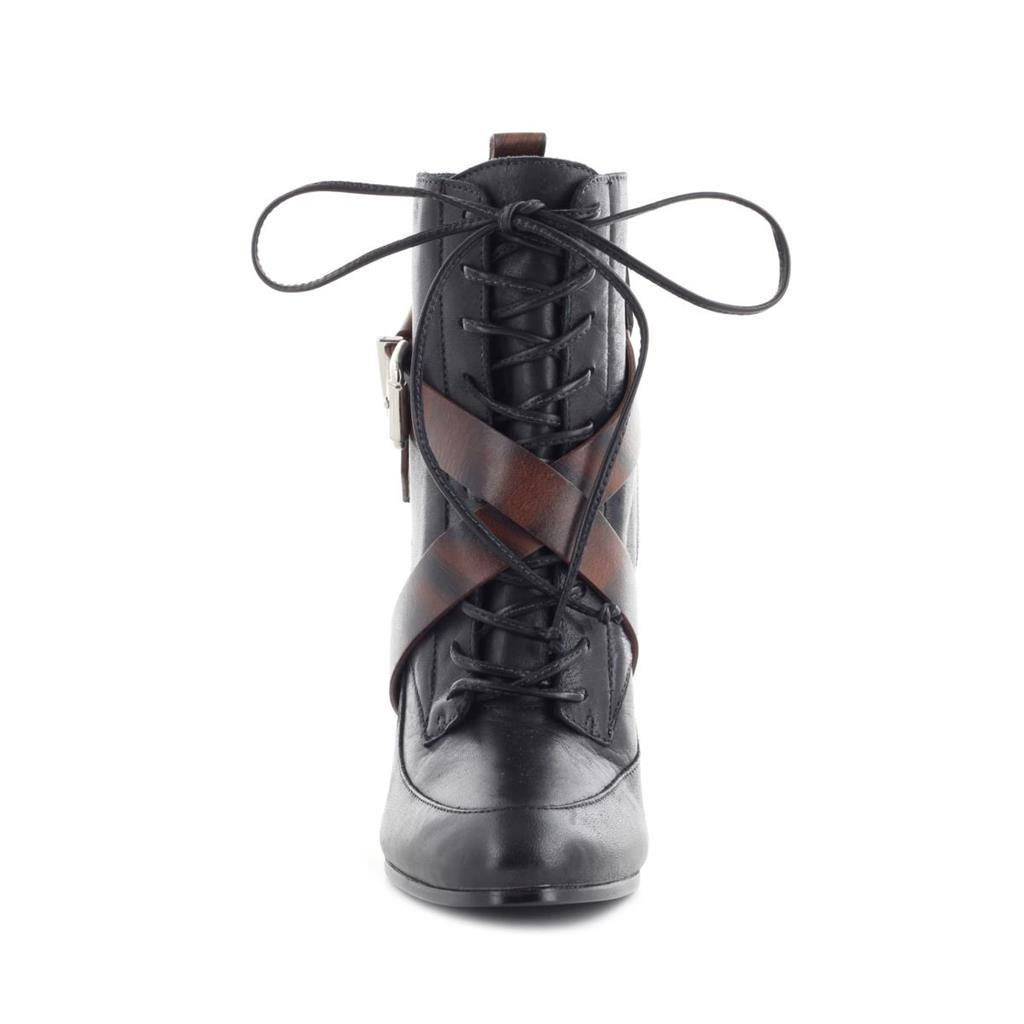 BOTA SCHUTZ 31720013A BLACK/WOOD