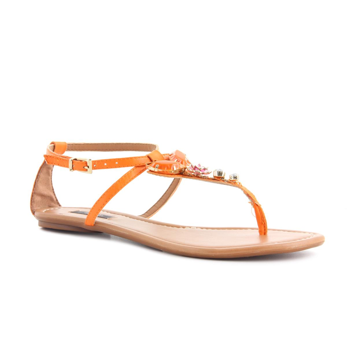 FLAT MADE IN 6602N LARANJA