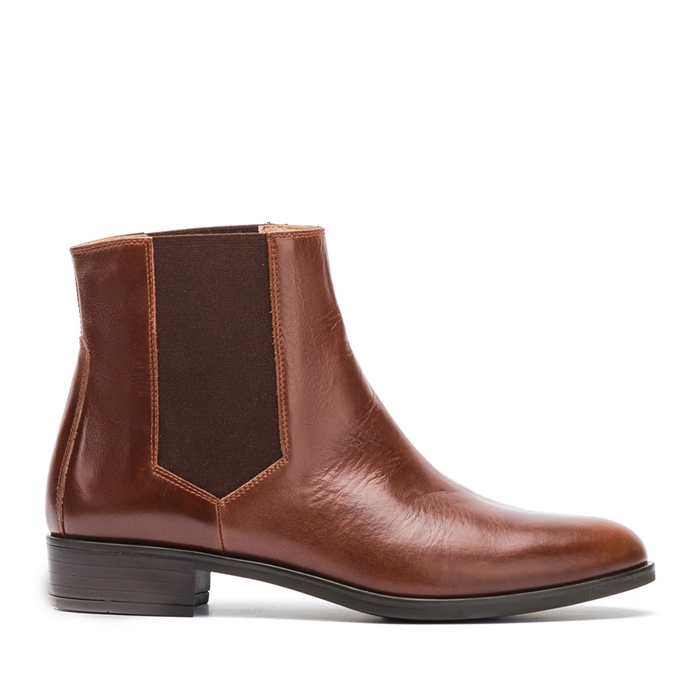 BOTA UNISA BELKI_F19_NEBROWN BROWN