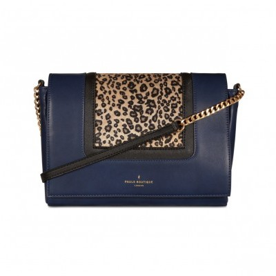 MULHER PAULS BOUTIQUE PBN127407 NAVY/NATURAL