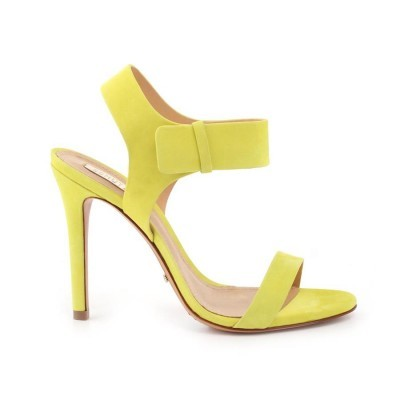 SANDALIA SCHUTZ 13870576 LEMON YELLOW
