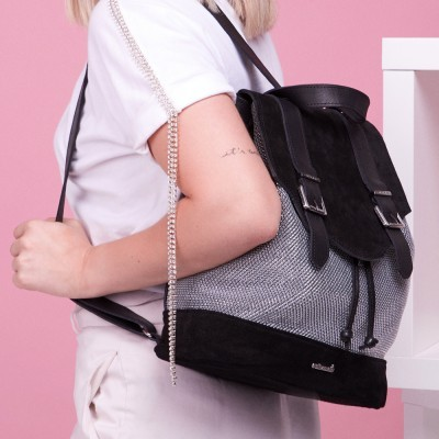 BACKPACK CUBANAS RABIT100SILVER Silver