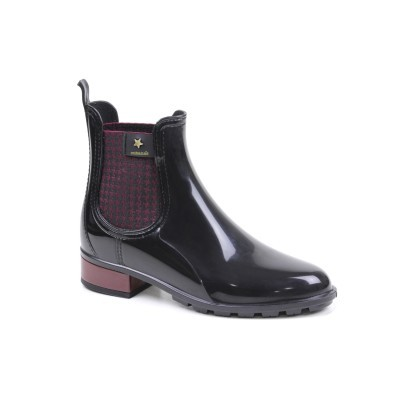 BOTA CUBANAS RAINY1440 PORT+BLACK