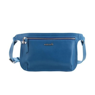 MALA CUBANAS BELT BAG100 LYONS BLUE