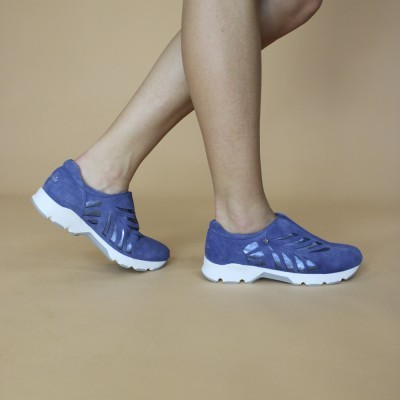 TENIS CUBANAS RUN1010BLUE Blue