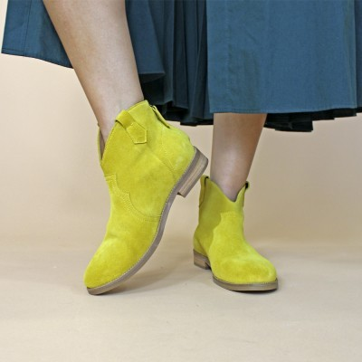 BOTA CUBANAS NATURE300YELLOW