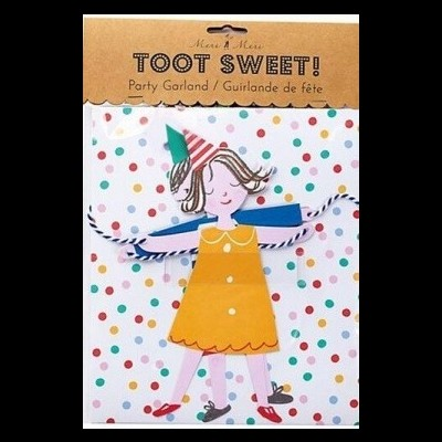Party Garland | Toot Sweet
