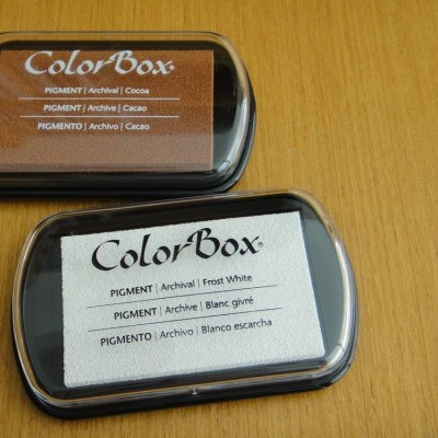 Ink Pad Color Box