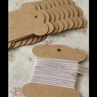 Eco Brown craft goods