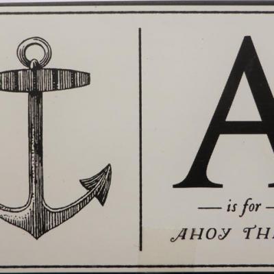 Letter Box | Caixa Letras