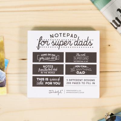 Kit | Pai mais espectacular do mundo